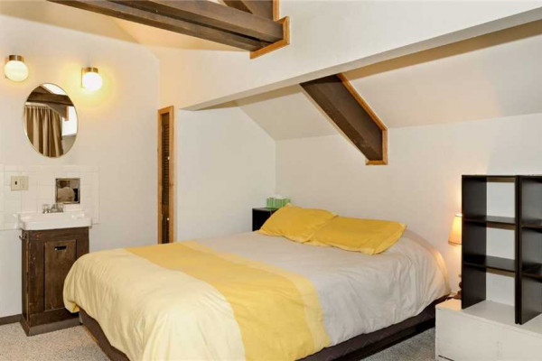 Bedroom in Loft