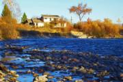 River Bend Cabin