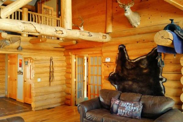 Living Area & Loft