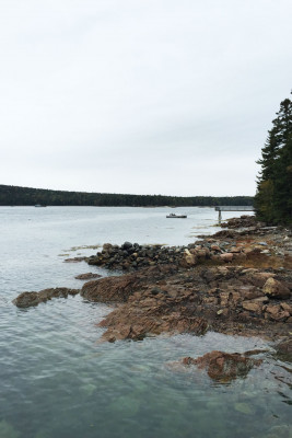 Somes Sound nearby
