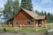 Flathead Cabin