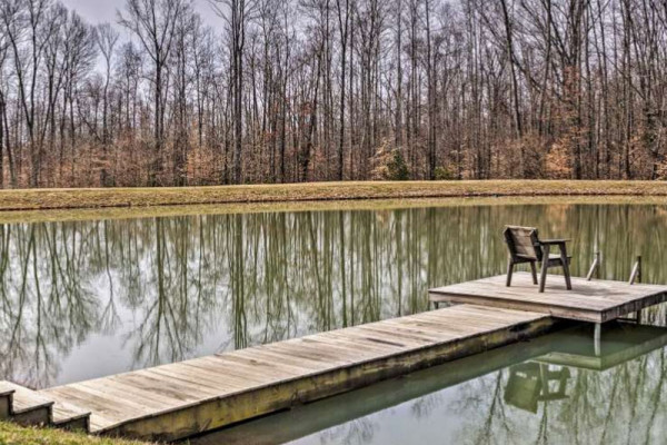 Dock to the Pond