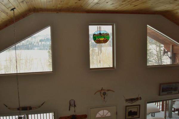 View through Windows