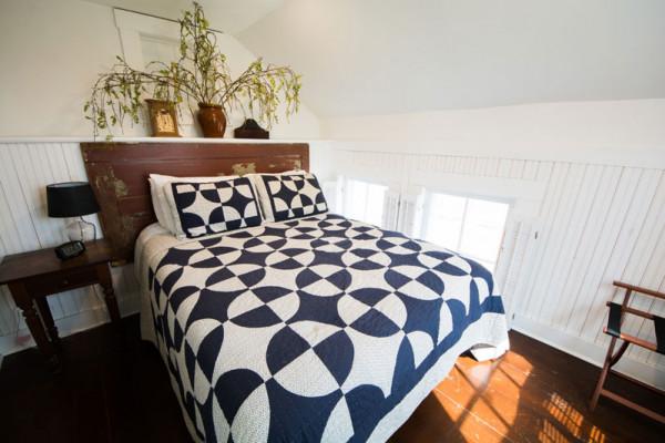 Bedroom in Blue