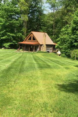 Cabin Lawn