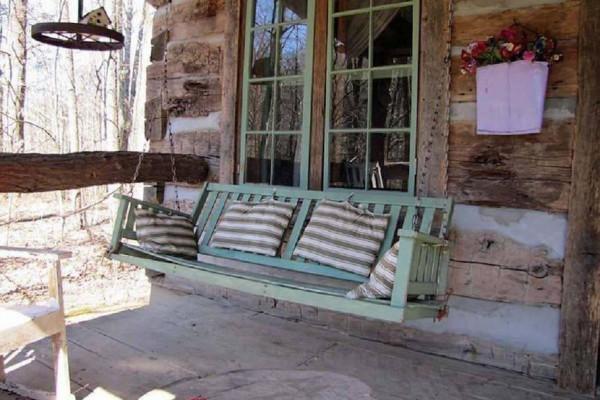 Porch & Swing