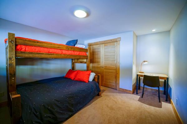 Bedroom & Bunks