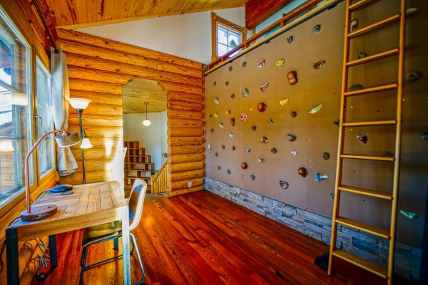 Kids Loft - Indoor Climbing Wall