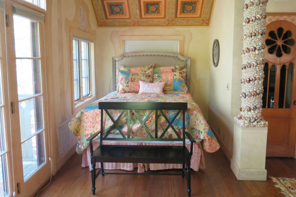 Bedroom - Carriage House