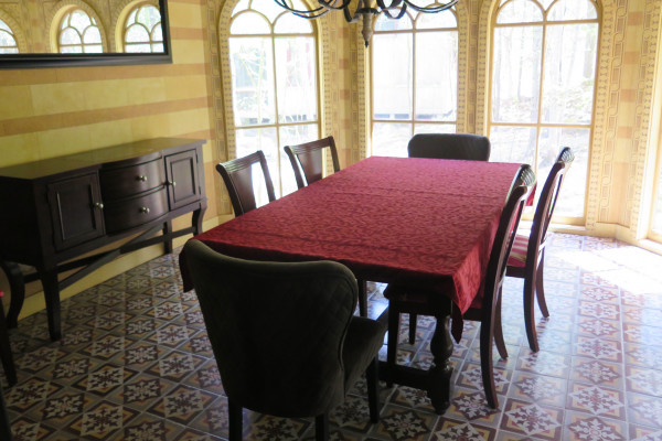 Dining Room - Main House