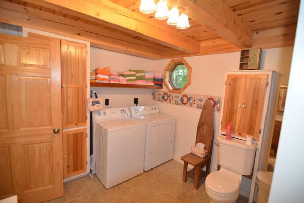 Utility - Wash Room