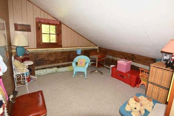 Kids room in loft