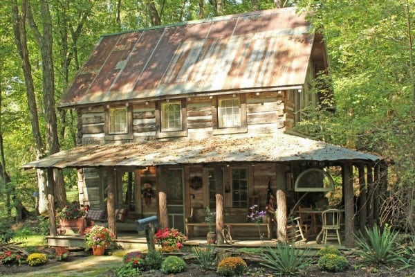 Nashville, Indiana Cabin Rentals  Getaways - All Cabins-9892