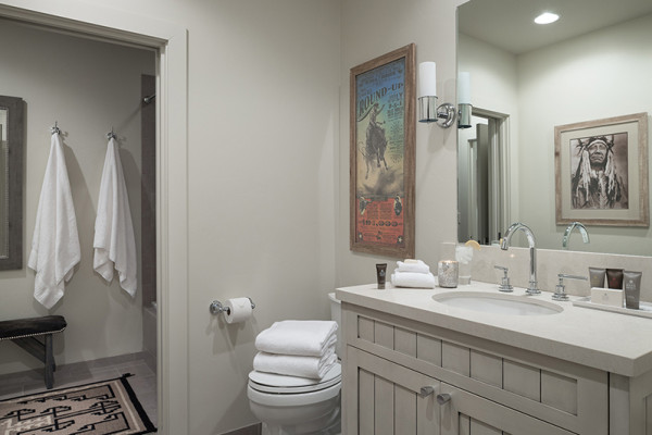 Guest Bedroom Two - Bathroom