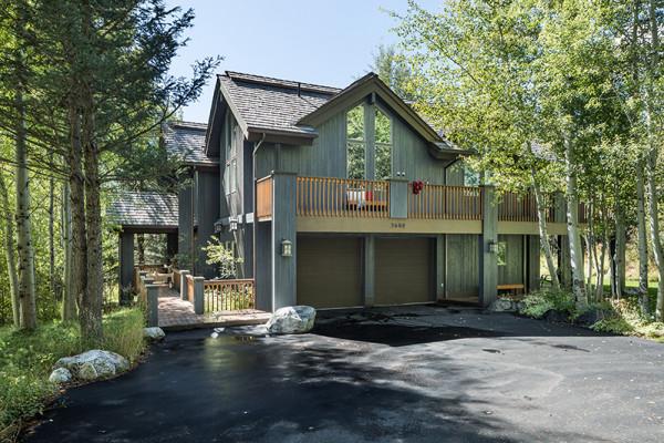 Holly Haus Exterior - Teton Village, WY