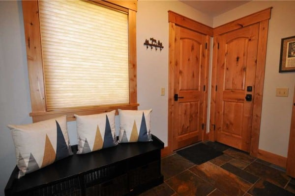 Entry and Mud Room