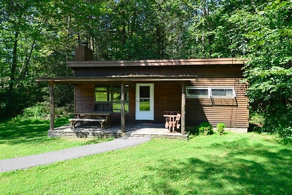 Book Woodcrest Poconos Pennsylvania All Cabins