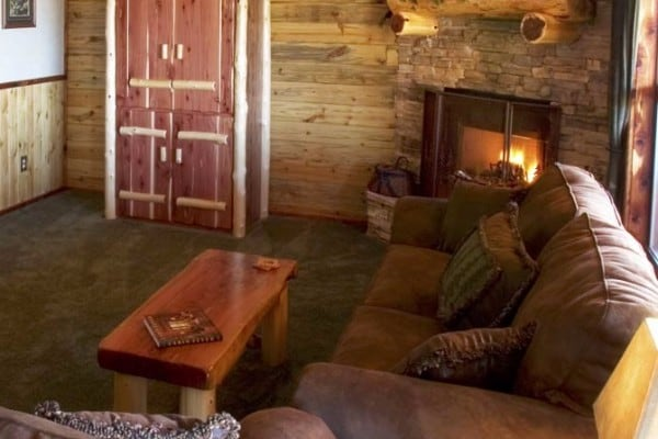 Living Room Queen Sofa