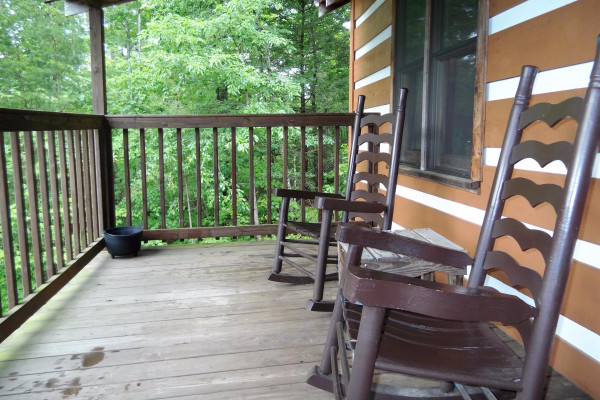Deck & Rocking Chairs