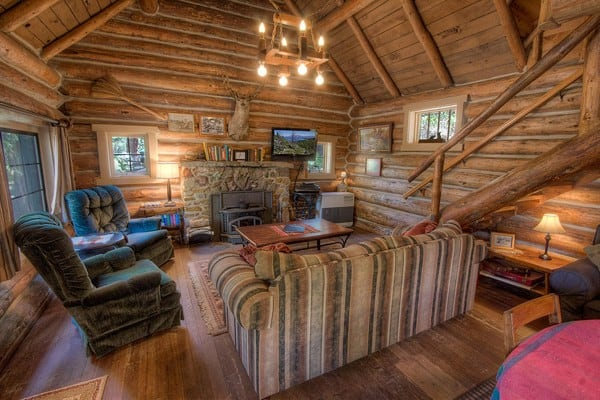 Book Awesome Log Cabin With Lake View Lake Tahoe