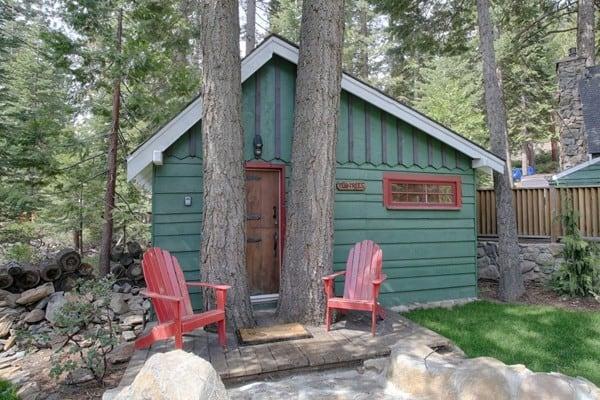 Cabin 2 Exterior