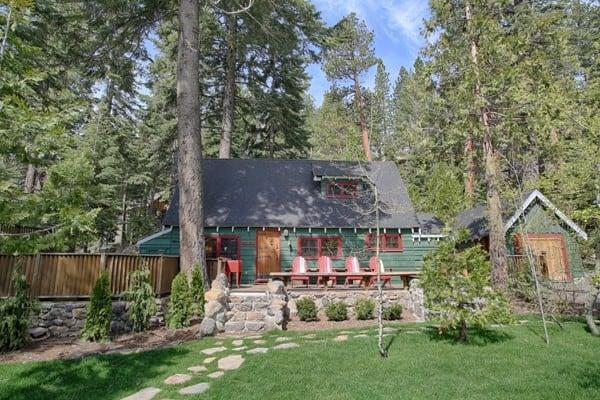Book Houston Camp, Lake Tahoe, California - All Cabins