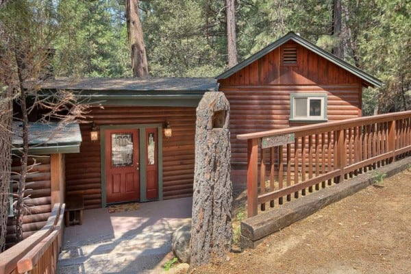 Book The Tree House Yosemite National Park All Cabins