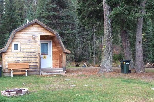 Book Stanton Creek Deluxe Cottage Glacier National Park