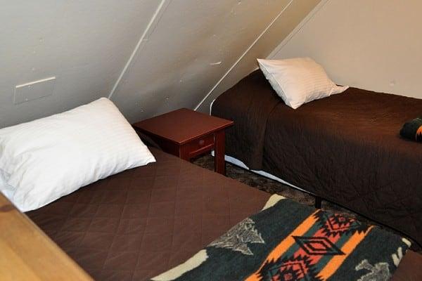 Upstairs Twin Room
