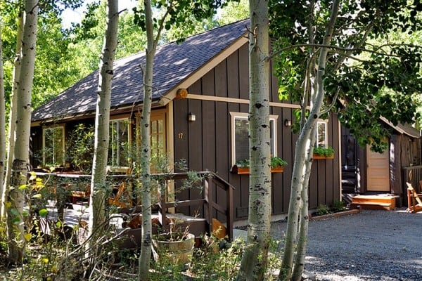 Book Cabin 17 Mammoth Lakes California All Cabins