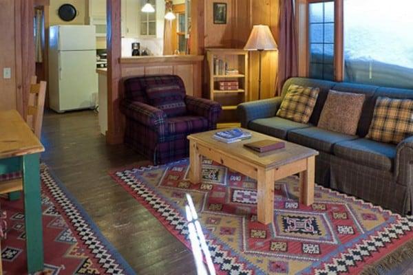 Twin Lakes Colorado Cabin Rentals