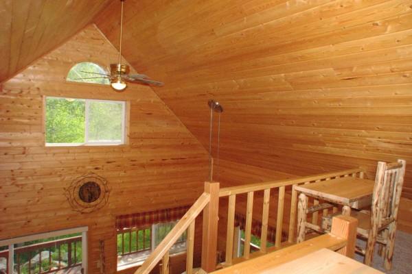 Aspen Cabin - Loft