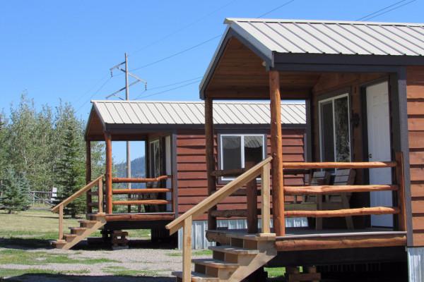 Drift Lodge Cabin - Property