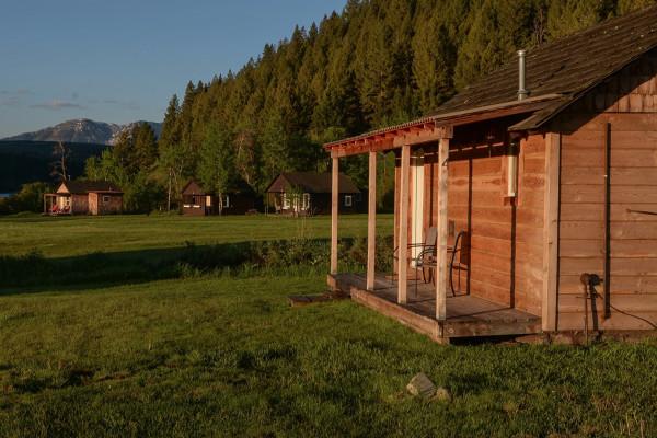 Cabin Four - Exterior