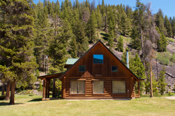 Book Mountain Chalet West Yellowstone Montana All Cabins