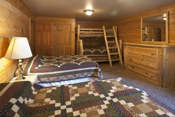 Three Bedroom - Bunk Room