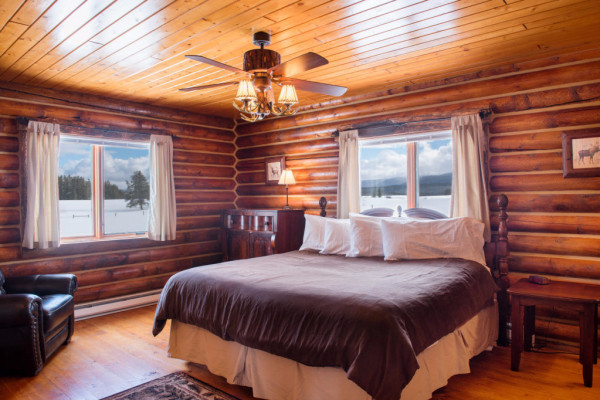 Four Cabin - Bed 1