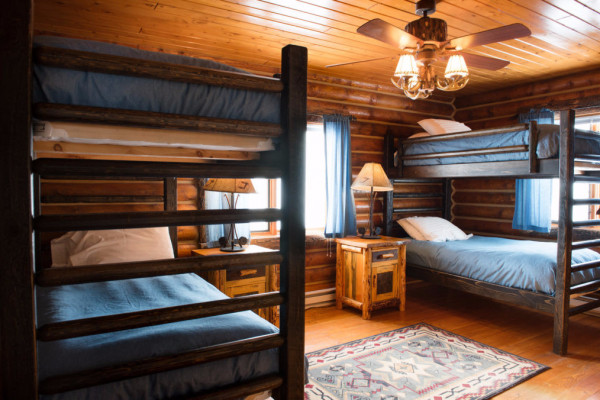 Four Cabin - Bed 4