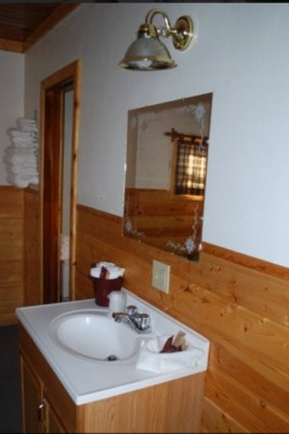 Cabin 40 - Bath