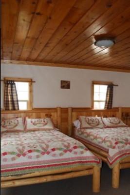 Cabin 40 - Bedroom 2
