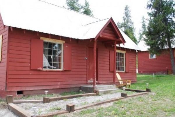 Cabin 40 - Exterior