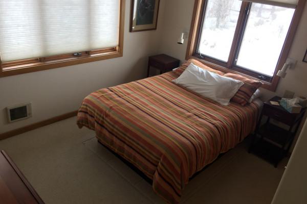West Cabin Bedroom