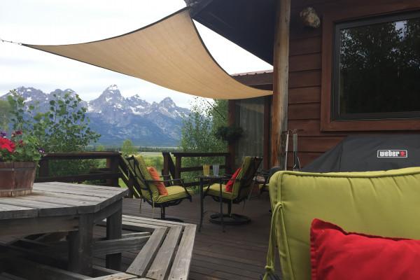 West Cabin - Teton Views