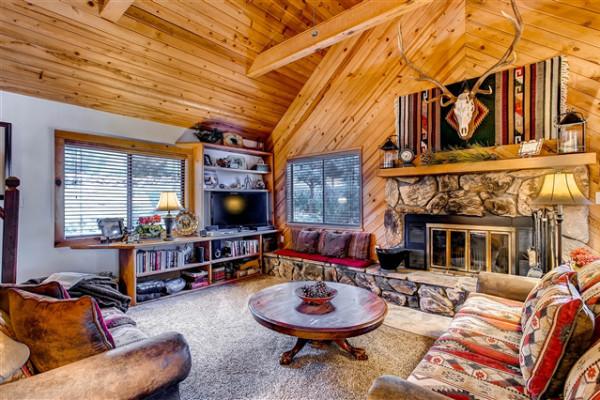 Living Room and Big Windows