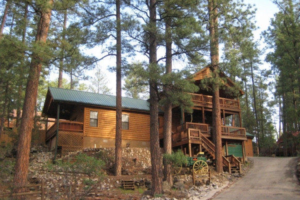 Ruidoso New Mexico Cabin Rentals Getaways All Cabins