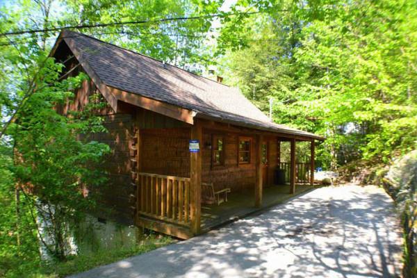 Cabin Fever Exterior