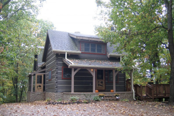 Nashville, Indiana Cabin Rentals  Getaways - All Cabins-6779