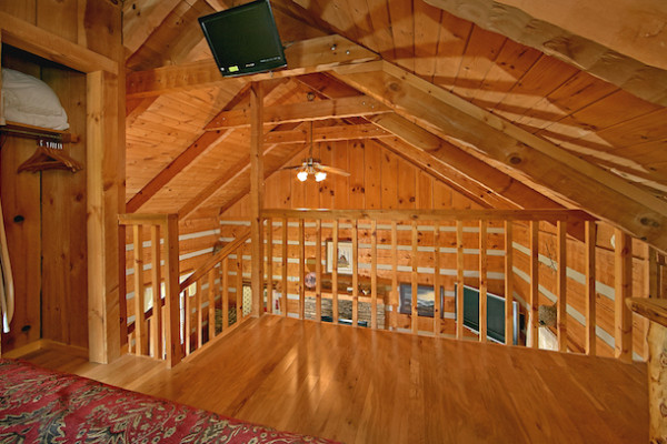 Book One Bedroom Log Cabin Pigeon Forge Tennessee All