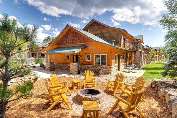 Book Blue Spruce Estes Park Colorado All Cabins