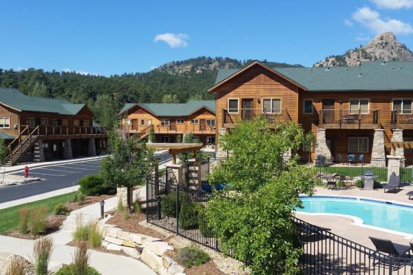 Book Blue Spruce Estes Park Colorado All Cabins